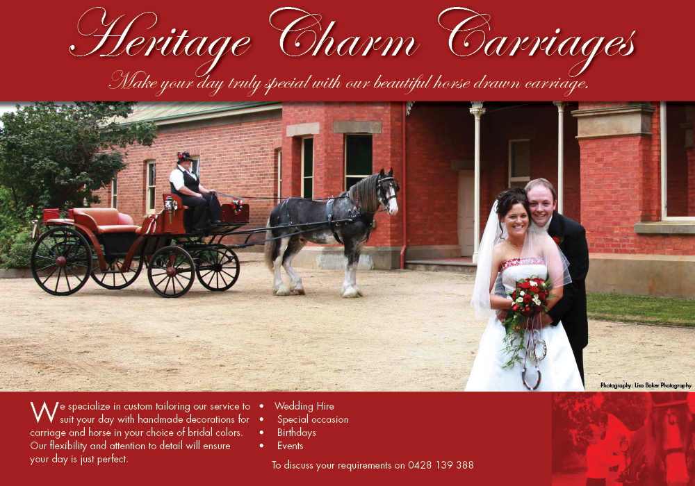 Heritage Charm Carriages